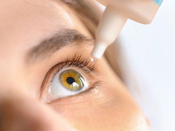 La cataracte fait partie des maladies des yeux que vous devriez connaître.