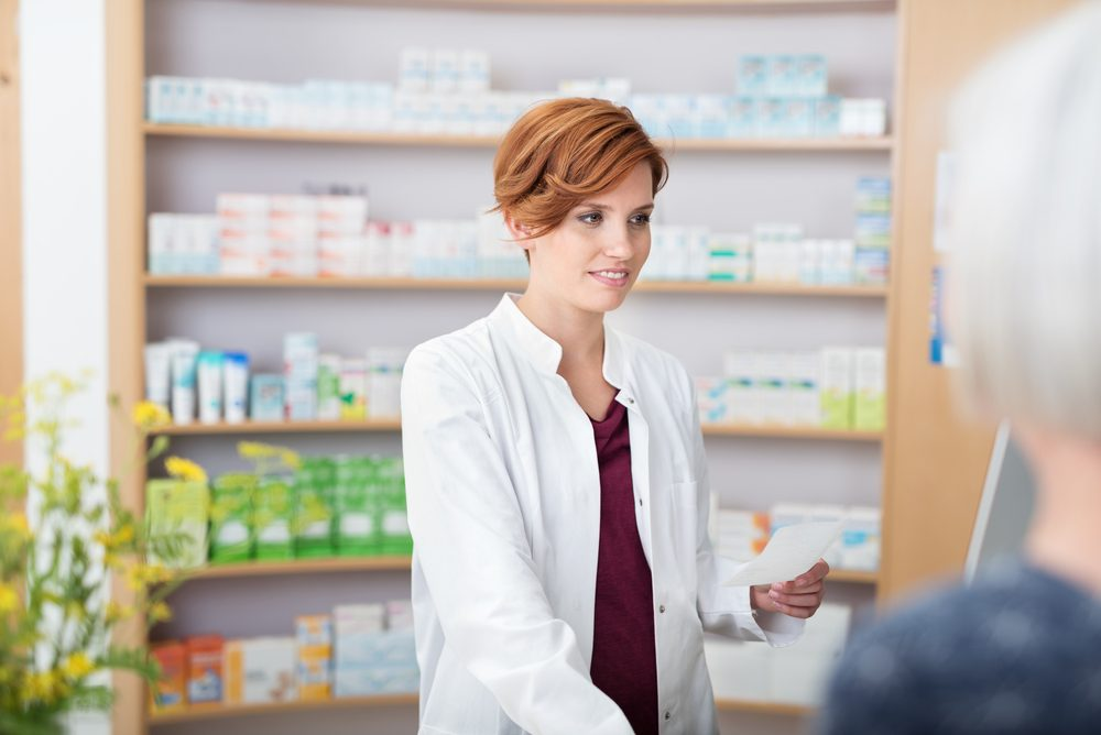 Pharmacienne.