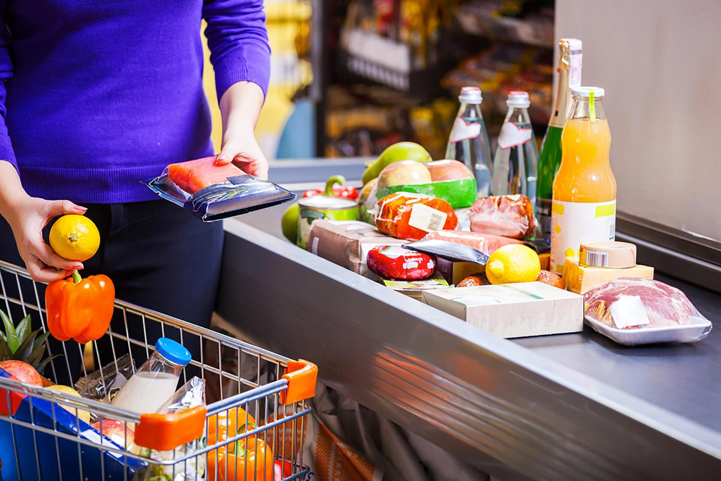 Votre supermaché réduit la taille de ses caisses.