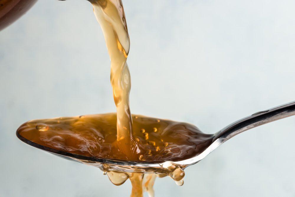 Le vinaigre de cidre peut vous débarrasser de votre hoquet