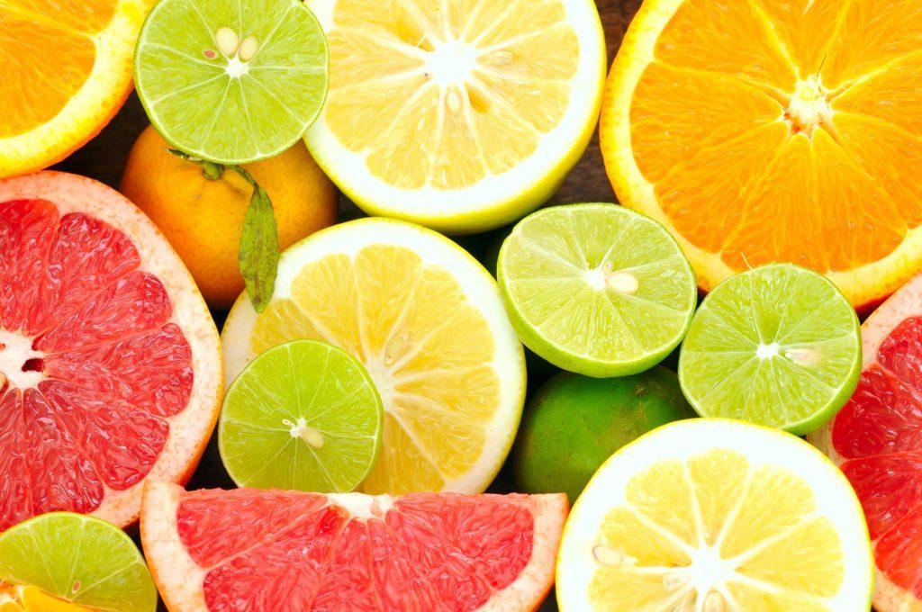 Le citron vous apporte un bon coup de vitamine C