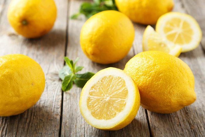 L'eau citronnée améliore votre niveau de potassium