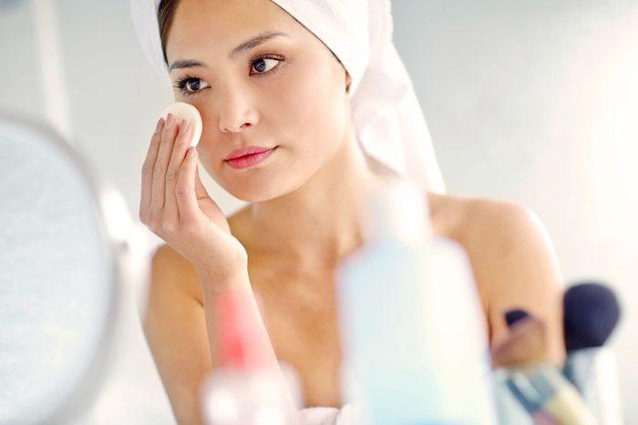Ayez une routine beauté pour les soins de votre peau
