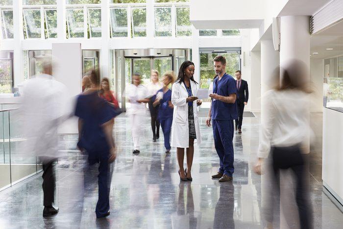 Choisir un hôpital universitaire