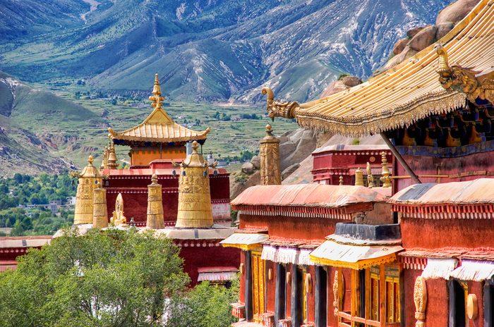 Formulaire donnant droit à la réincarnation au Tibet
