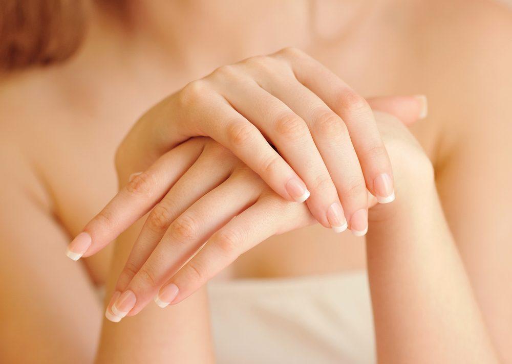 Portez une attention particulière à vos ongles