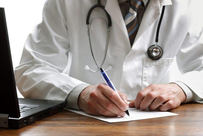 Vos informations médicales ne sont pas en sécurité