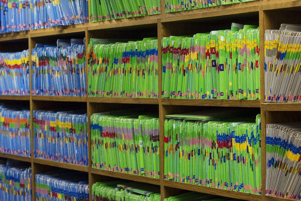 Demandez des copies de vos dossiers médicaux