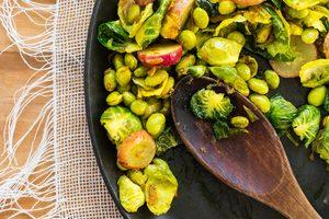 Salade crucuite