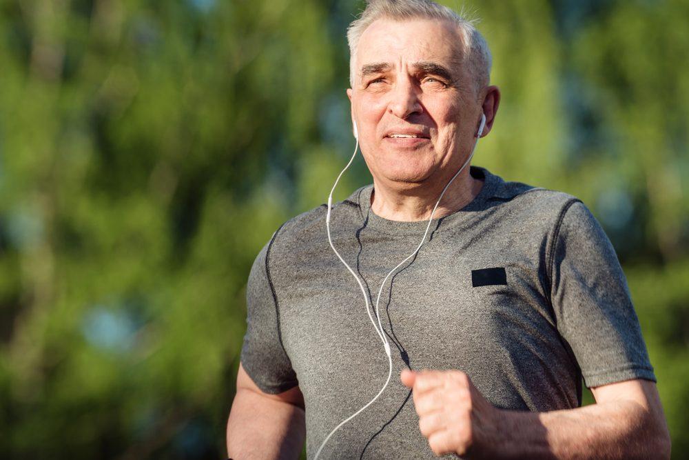 Courir permet de vivre plus longtemps.