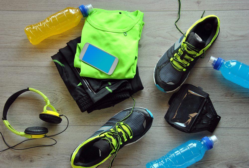 S'équiper pour courir peut revenir cher.