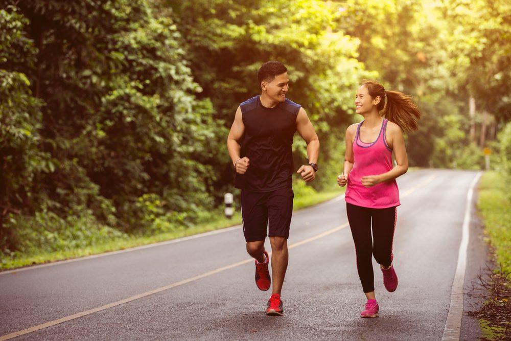 Trouver le bon moment pour courir