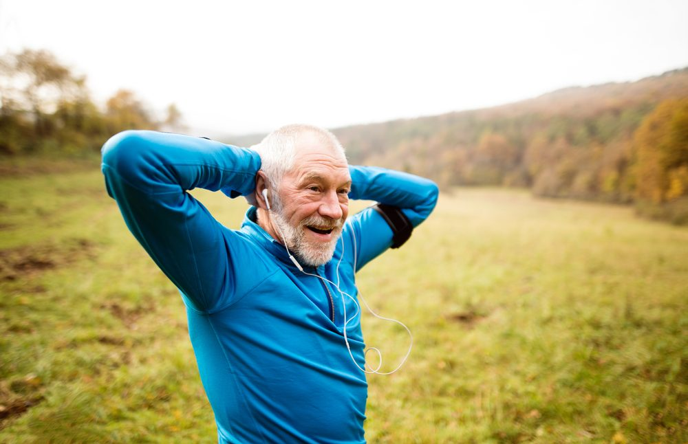 Courir aide à mieux vieillir.