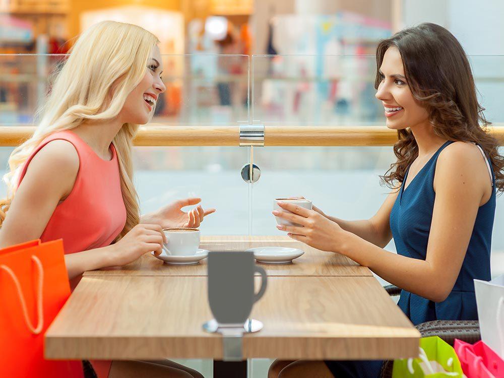 La communication aujourd'hui: choisir entre texto et conversation.