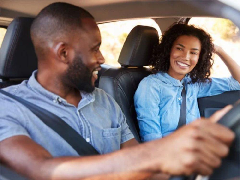 Faites-vous accompagner si vous souhaitez acheter une voiture.