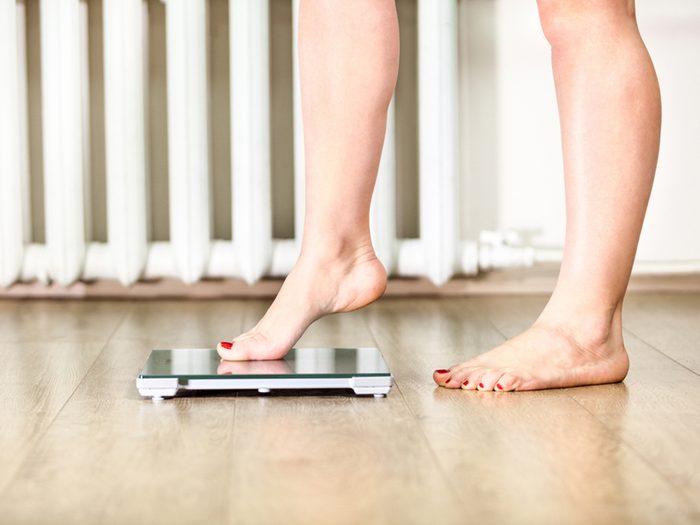 Boire de l'eau vous peut vous permettre de perdre du poids.