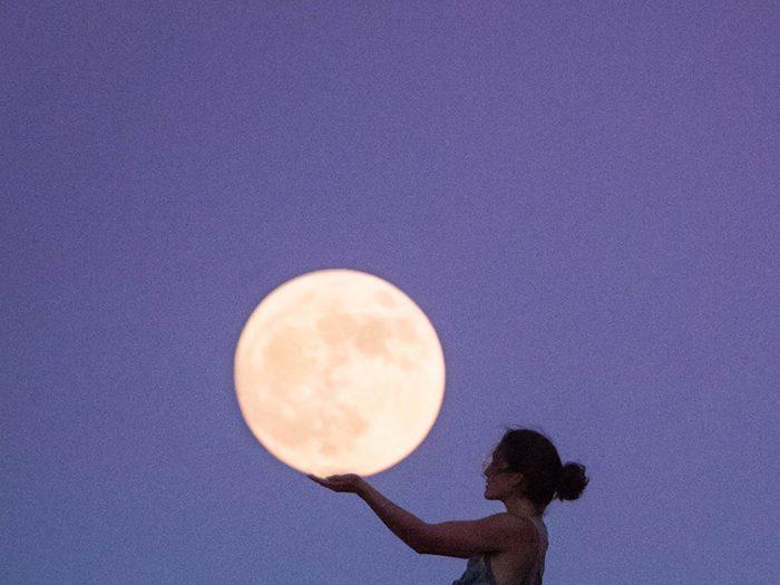 Y a-t-il déjà eu de la vie sur la lune?