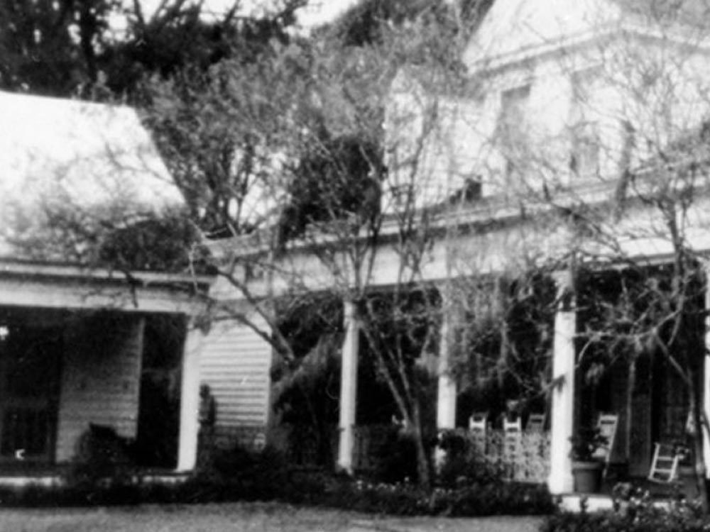 Maison hantée: visitez Myrtles Plantation.