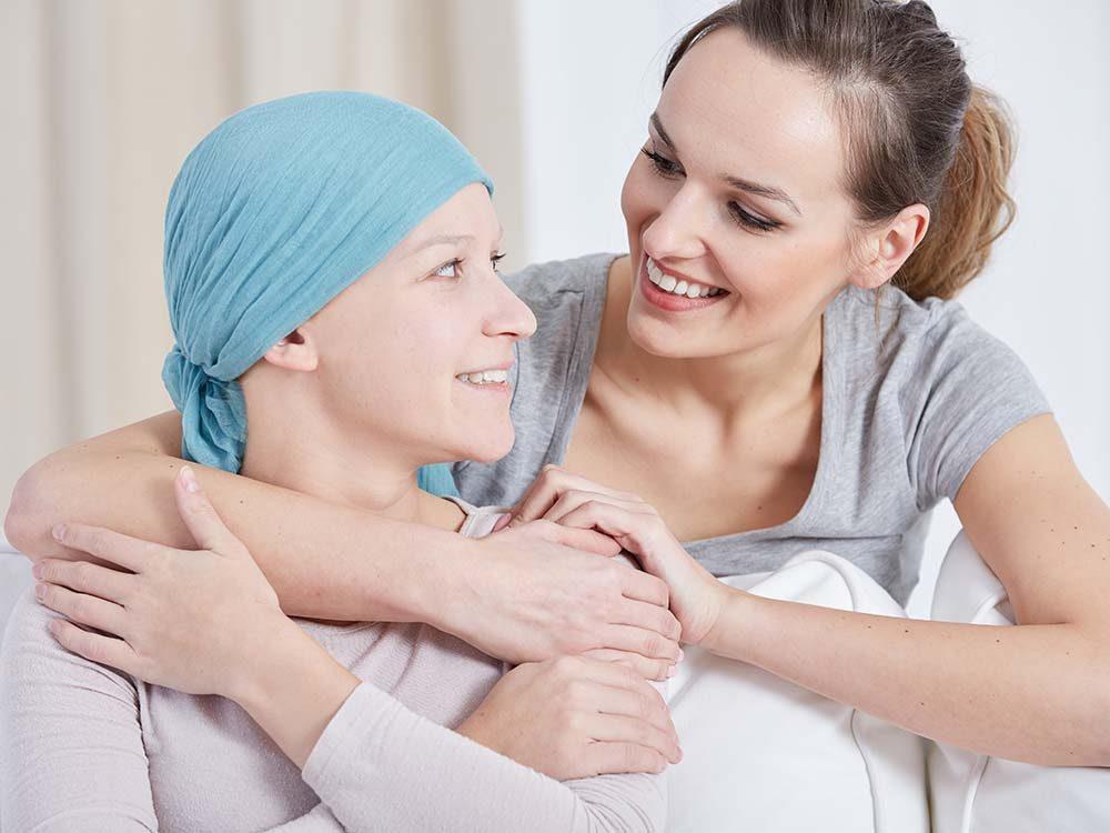 Quand un proche souffre d'une maladie grave, n'hésitez pas à être généreux.