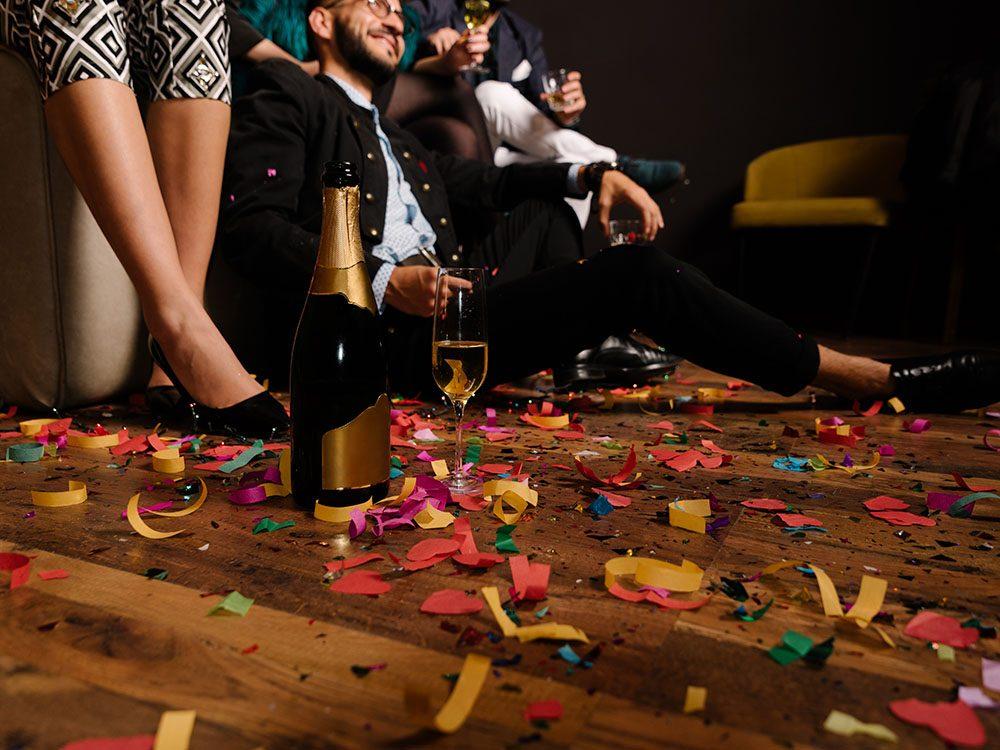 Pour un mariage réussi, n'oubliez pas l'après soirée.