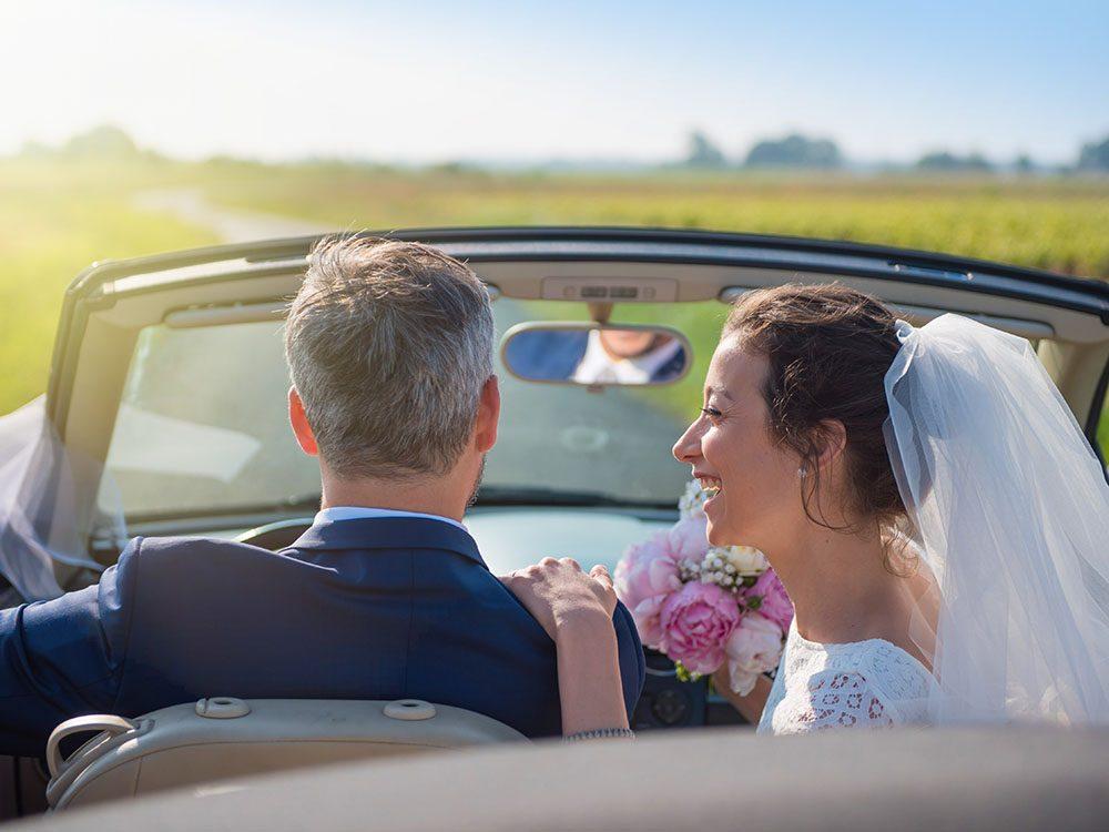 Pour un mariage réussi, soyez un hôte responsable.