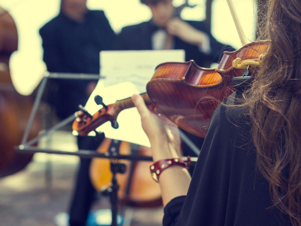 Les amateurs de musique classique seraient en moyenne plus intelligents.