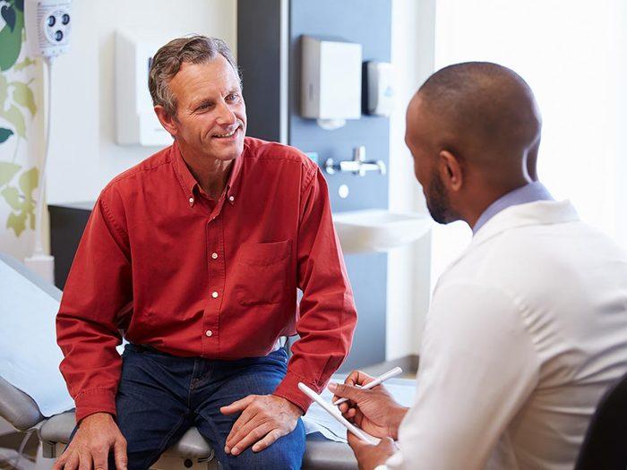 Prédiabète: le risque augmente après 40ans.