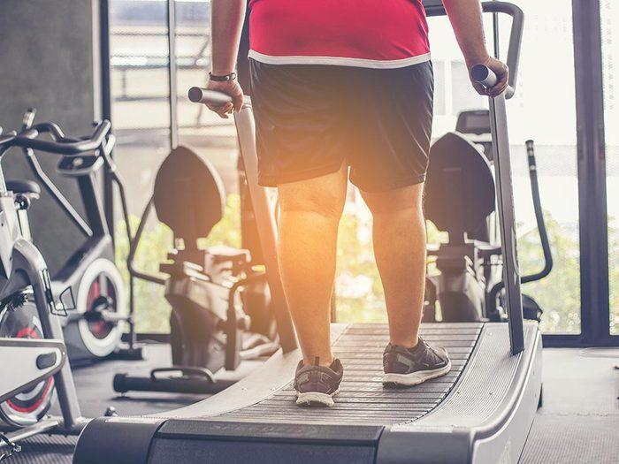 Prévenez le prédiabète en perdant du poids.