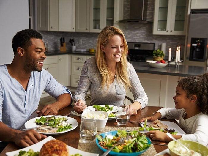 Prévenez le prédiabète en changeant ses habitudes familiales.