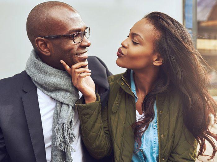 Sexe: certains hommes refusent les relations sexuelles car les choses évoluent trop rapidement.