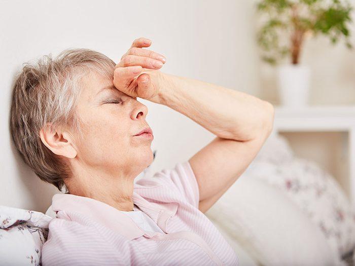 L'usage médical du cannabis peut réduire les nausées liées à la chimiothérapie.