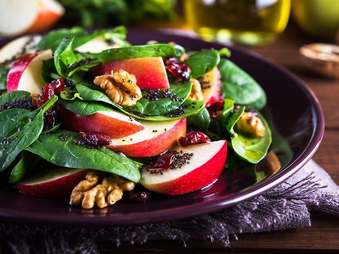 On aime les vertus des noix, mais aussi leurs saveurs.