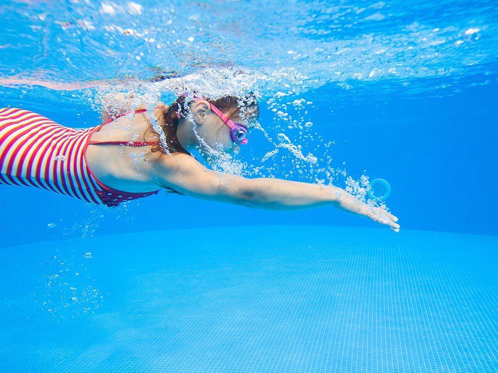 Activités estivales: trouvez une piscine municipale.