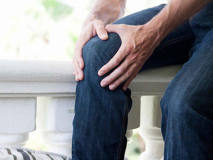 Bienfaits des cerises: elles soulagent les douleurs articulaires.