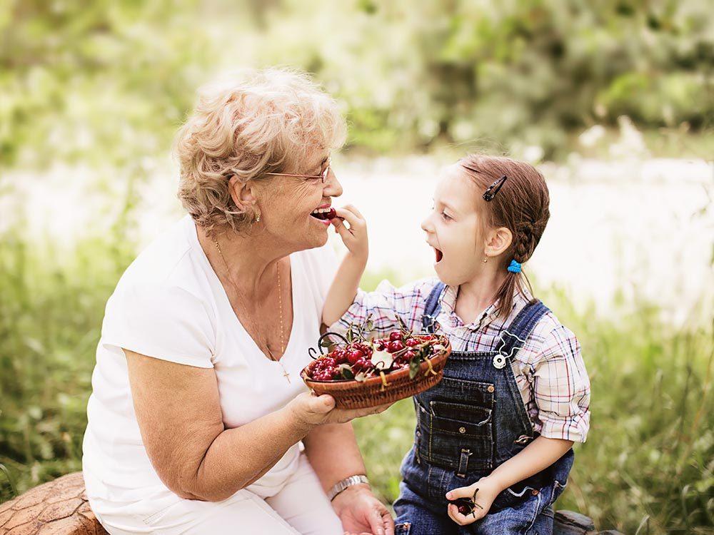 Bienfaits des cerises: elles aident à prévenir certains cancers.
