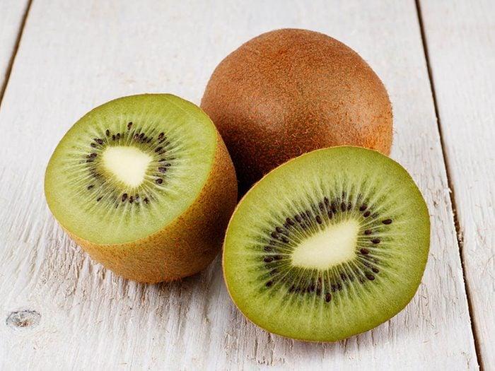 Prévenir le cancer par la consommation de kiwi