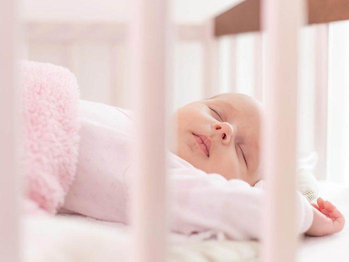 Reconvertissez votre cellulaire usagé en moniteur de surveillance pour bébé.