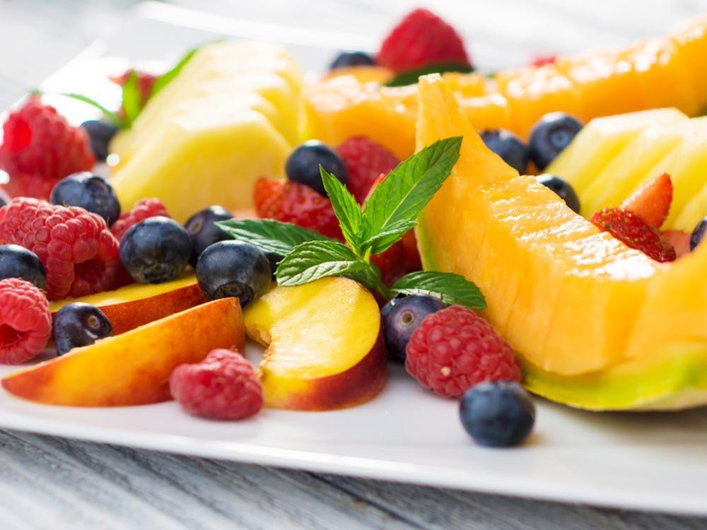 Cuisiner rapidement des fruits: voici quelques conseils.