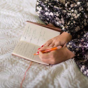 Faire une liste aide à dormir
