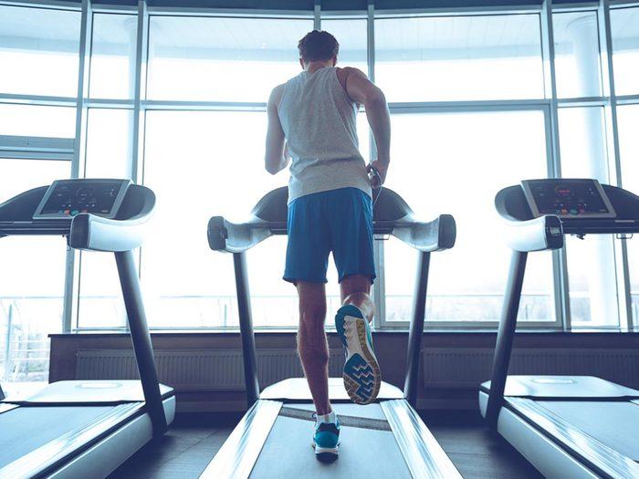 Evitez d'engraisser en faisant de la musculation.