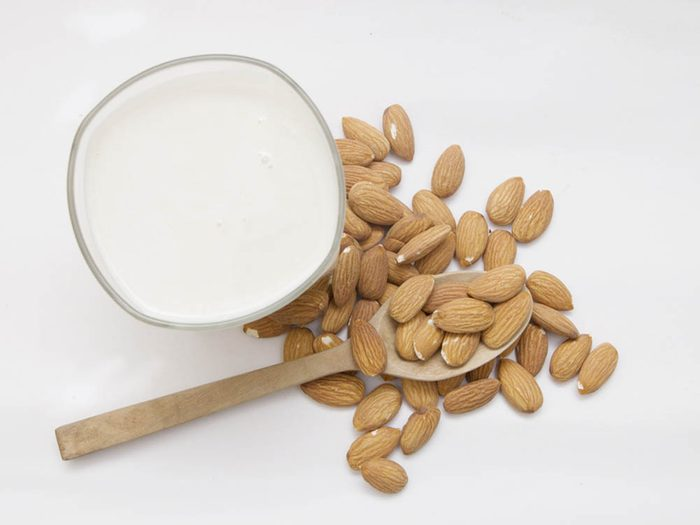 Les substituts de lait peuvent être des faux aliments santé.
