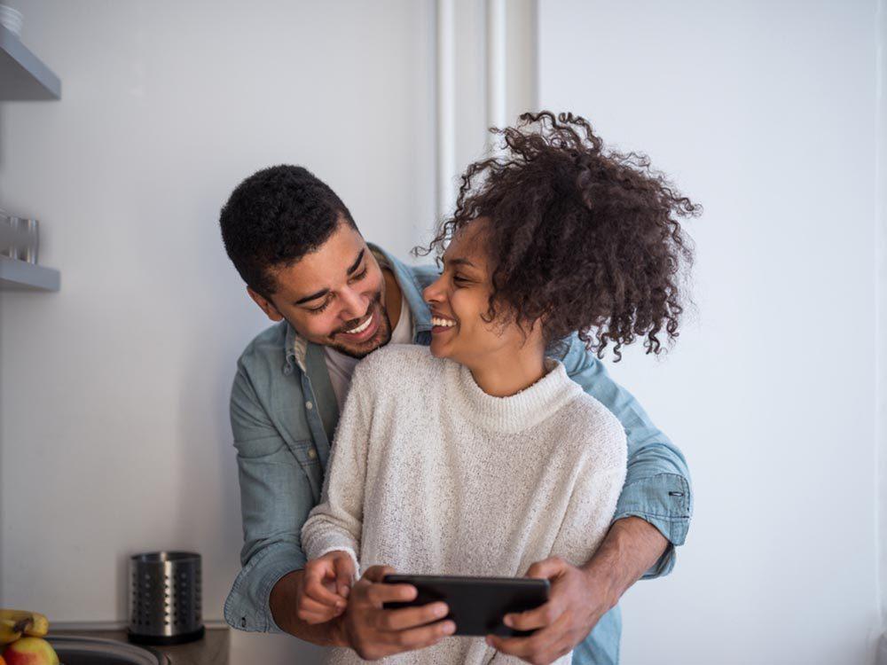 Leçons de bonheur: changez d'attitude avec votre conjoint.