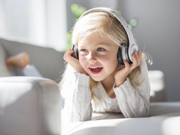 Mystères de la science: l'influence de la musique sur les humains.