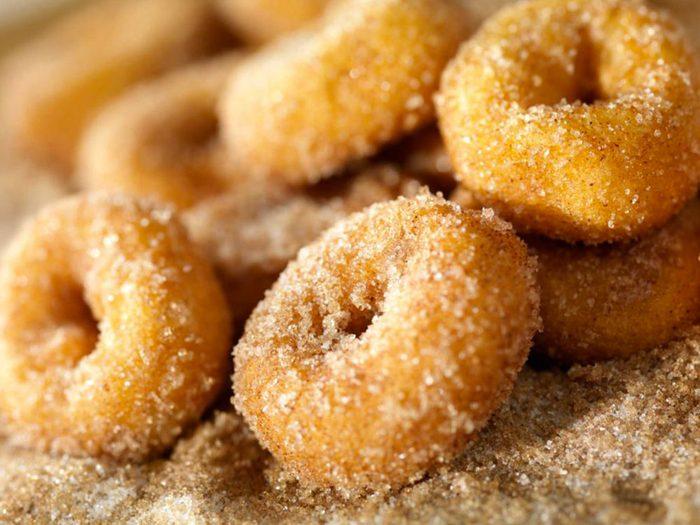 Mythe: le sucre donne le cancer.
