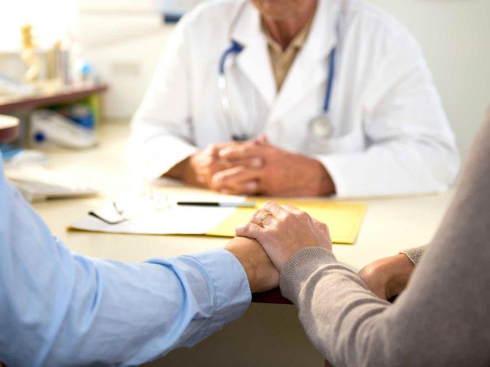 Mythe: le cancer est héréditaire;vous ne pouvez l'attraper que s'il y en a dans votre famille.