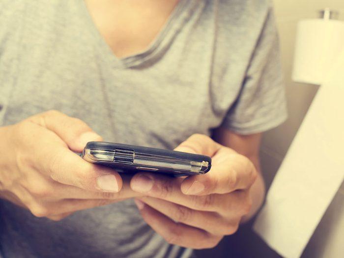 Mythe: les téléphones cellulaires peuvent donner le cancer.