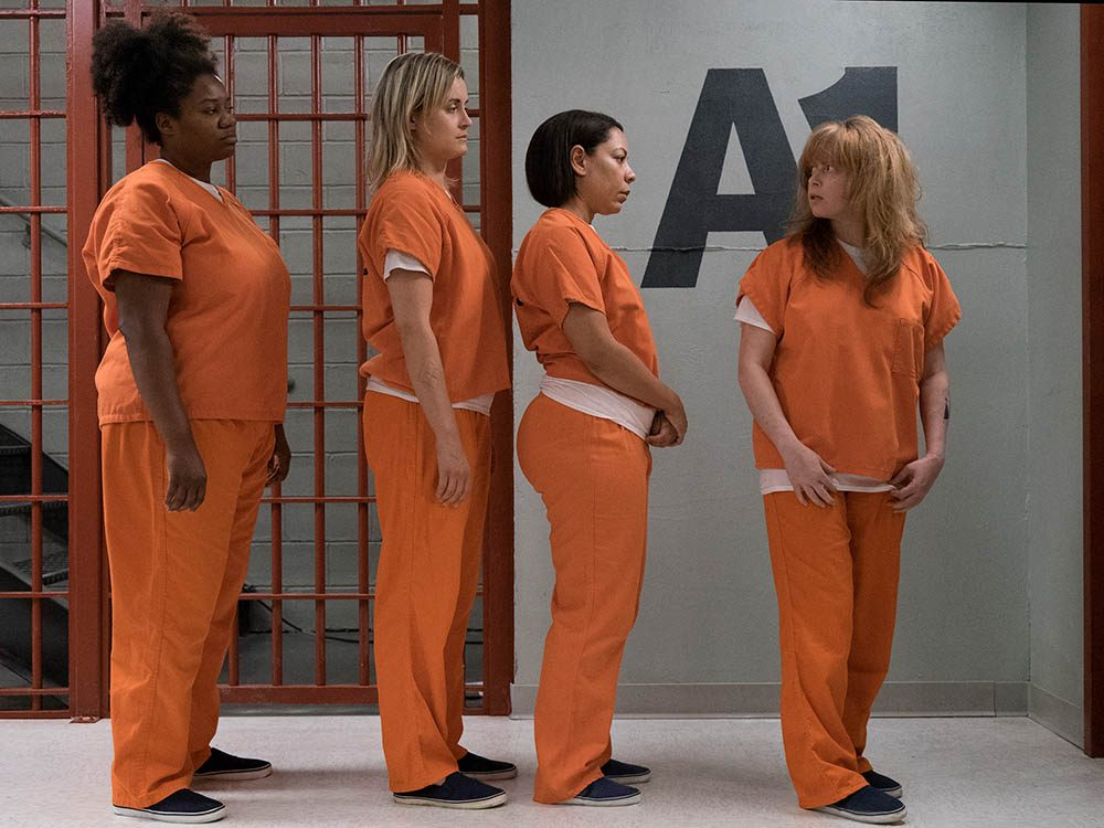 Sortie Netflix: saison 6 de Orange Is The New Black.