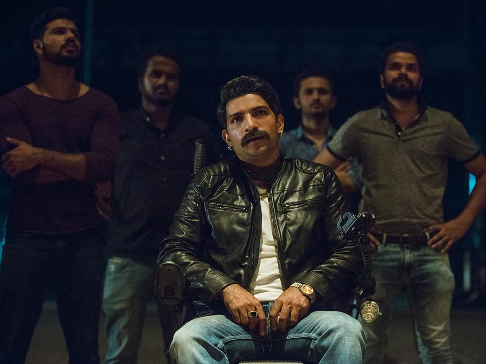 Sortie Netflix: saison 1 du Seigneur de Bombay.