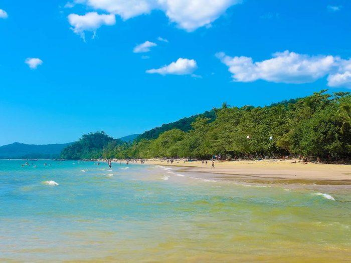 Plus belle plage du monde: Ao Nang Beach.
