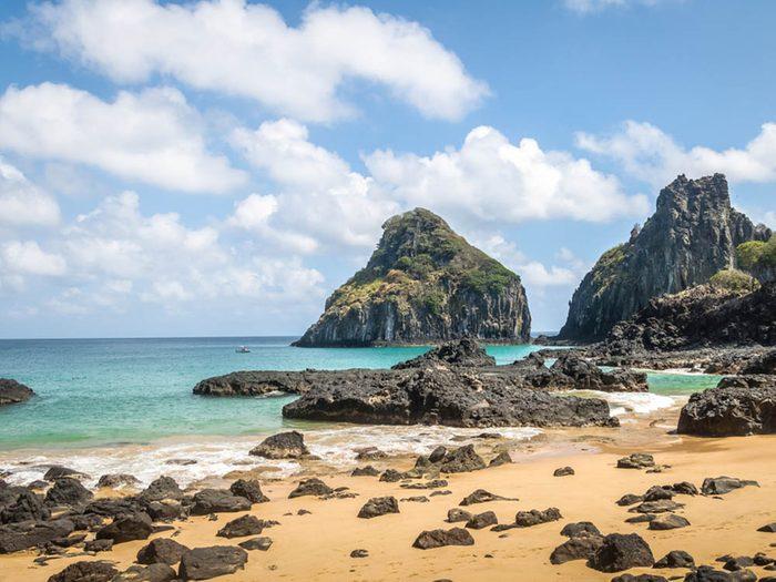 Plus belle plage du monde: Baia Dos Porcos.